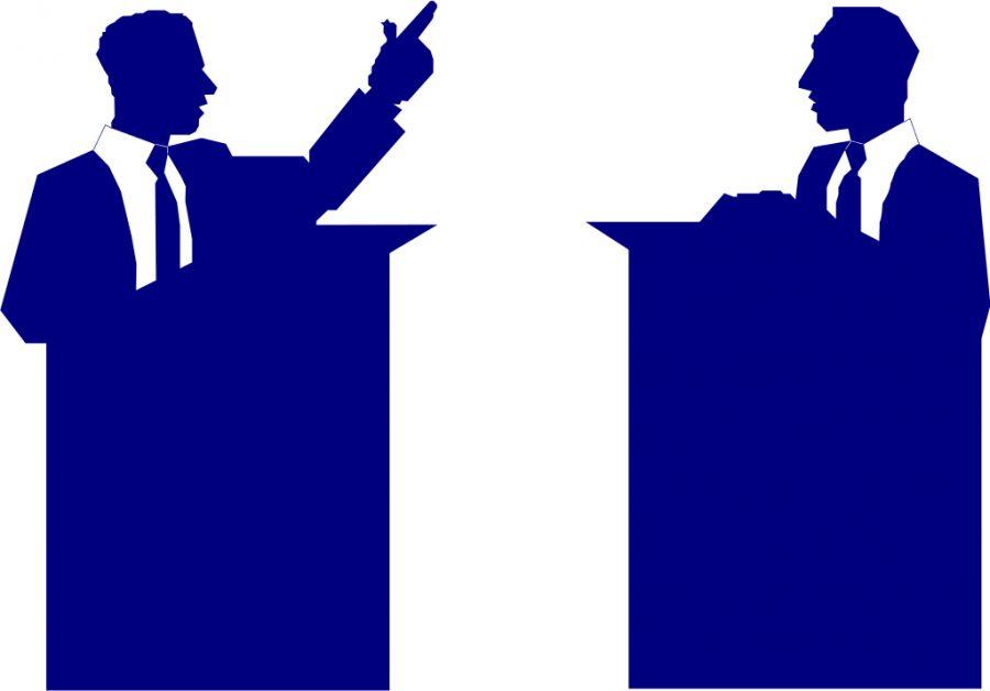 Politicians+debating
