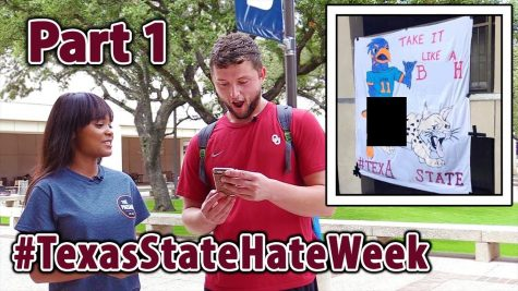 Students React to HateWeek Banner and Email Part 1 – Paisano Polls