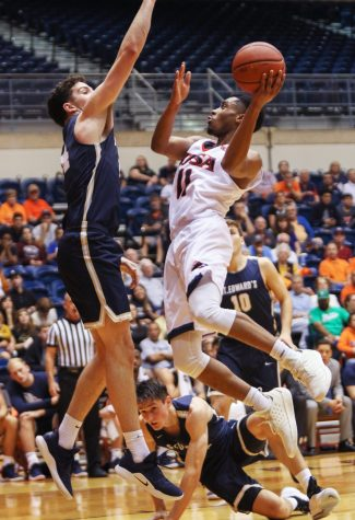 Men's basketball off to rough start