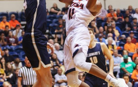 Men's basketball off to rough start