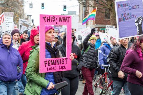 I am not a feminist