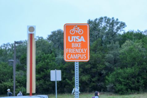 UTSA increases renovations for bicycle users
