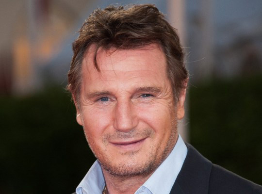 Is Liam Neeson racist?