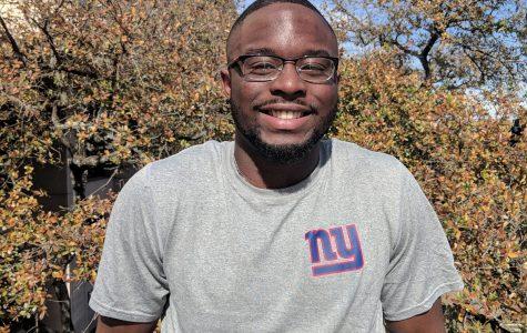 Humans of UTSA: Tomiwa Ogunye