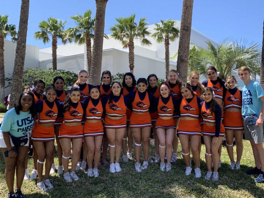 All-Girl team at Nationals in Daytona, Florida.