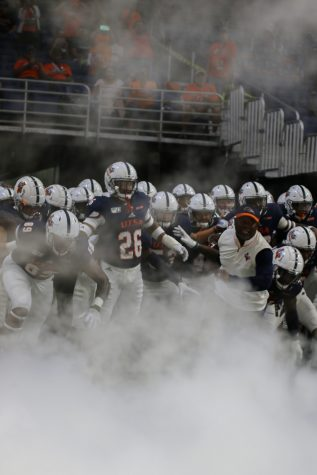 UTSA Football NOT in jeopardy