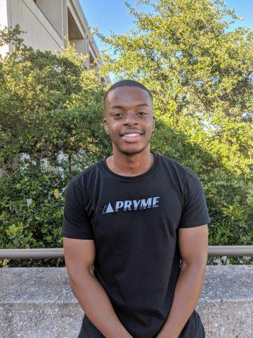 Humans of UTSA : Justice Falade