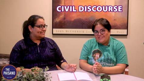 Civil Discourse- Two Sides Podcast (Ep. 3)