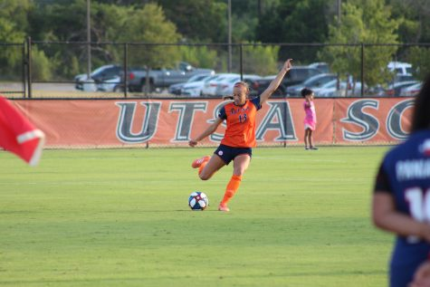 Soccer's season ends with a loss to UTEP