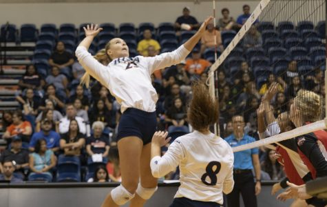 Volleyball continues conference slate: Roadrunners prepare for last home game of the season