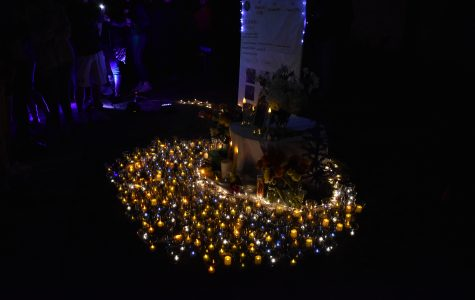 UTSA community holds vigil for Cesar Caballero