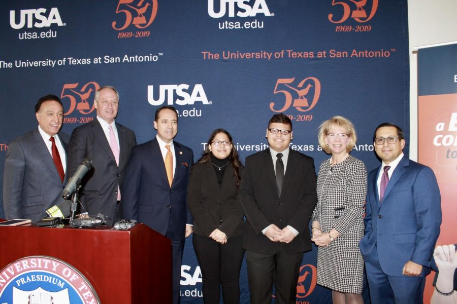 Twins among first impacted by UTSA's Bold Promise