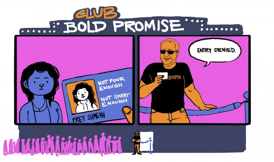 Bold Promise graphic