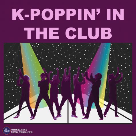 K-poppin in the club