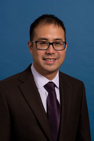 Dr. Timothy Yuen received an NSF grant to train Latinx SAISD educators to teach computer science. Yuen seeks to diversify Latinx participation in STEM. Photo courtesy of Courtney Clevenger.