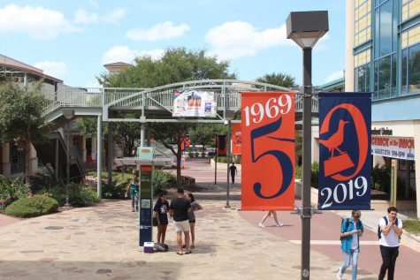 Sexual assaults, violence remain sparse at UTSA
