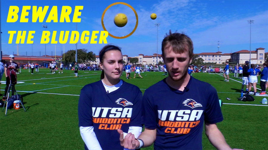 Meet UTSA's Quidditch Family