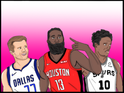 An NBA Preview: Texas Edition
