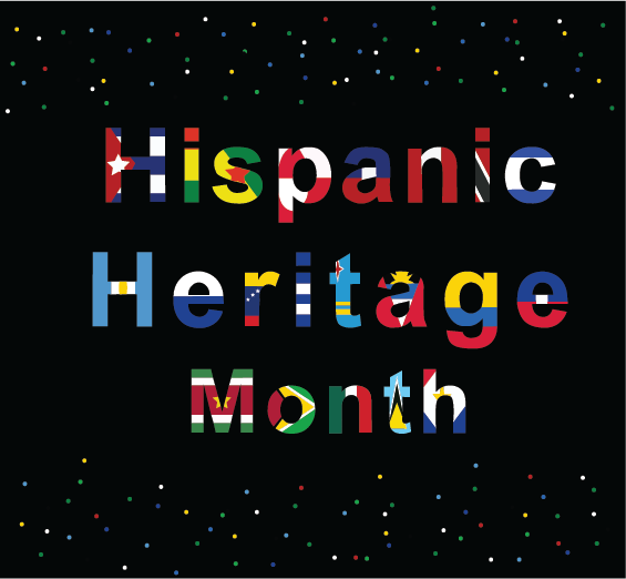 Hispanic Heritage graphic