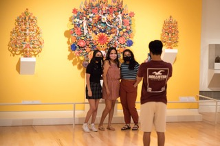 Finding solace through art in the age of COVID-19
