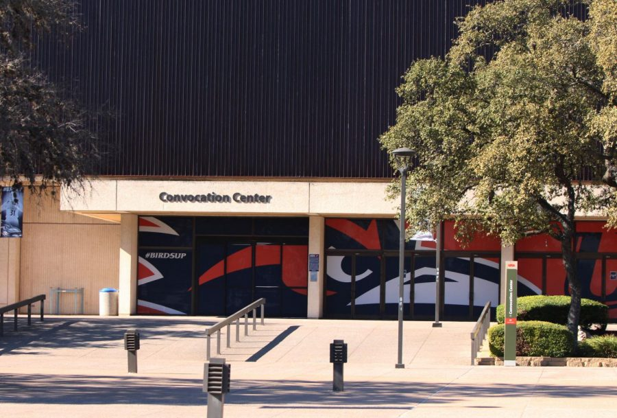 The+UTSA+Convocation+Center+has+been+named+as+one+of+five+venues+where+the+NCAA+Division+I+Women%27s+Basketball+Championship+will+be+held.+The+Convocation+Center+will+host+first+round+games+on+March+21+and+March+22%2C+followed+by+second+round+games+on+March+23+and+March+24.