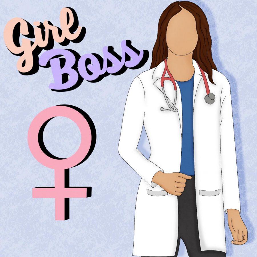 Girl bosses run the world