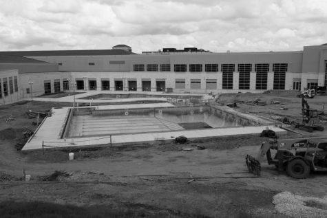 The UTSA Recreational Wellness Center's Aquatics Center was costructed in 2016. The Aquatics center plays host to an eight-lane lap pool.