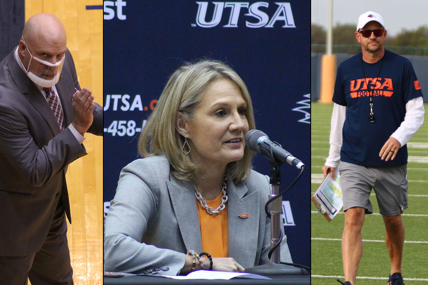 Steve Henson, Karen Aston and Jeff Traylor have all established themselves as adept recruiters not just at the high school level but also on the transfer market in their careers. With the new transfer rules on the horizon it will be crucial for them and the other head coaches at UTSA to adapt to the changes quickly.