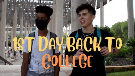Paisano Poll: 1st Day Back to College