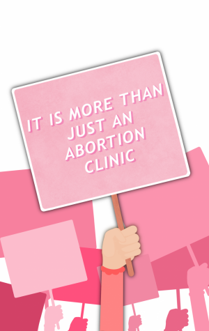 More than an abortion clinic