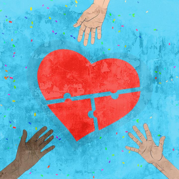 Is self-awareness a step toward self-love?