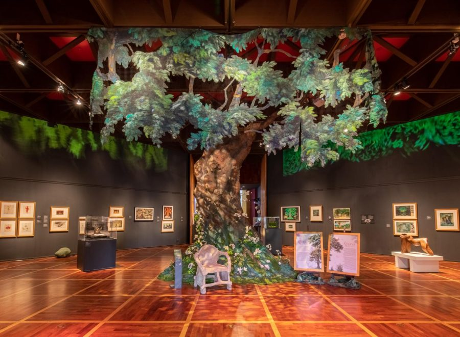 Tree+centerpiece.+Photo+courtesy+of+the+McNay+Art+Museum