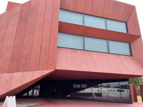 Ruby Citys main entrance. Laura Thevaos/The Paisano
